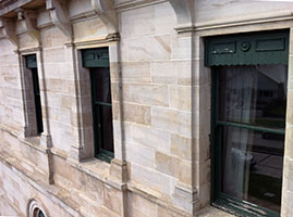 Parliament House Window Renovation.
